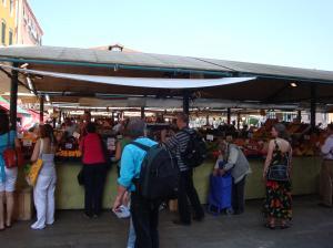Produce galore...many vendors like this.