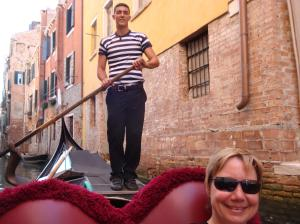 One of 425 Gondoliers