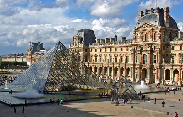 Louvre - Paris, France
