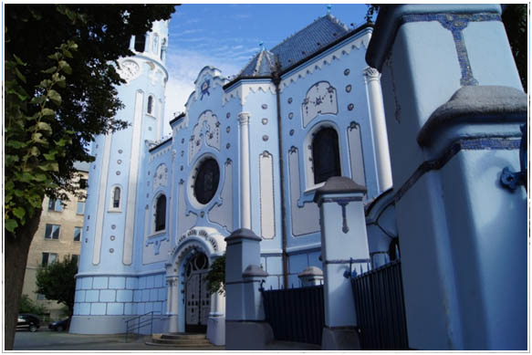 Church of St Elisabeth