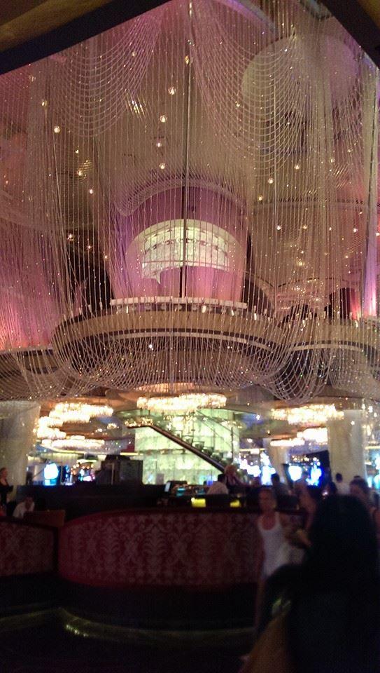 Vegas Chandelier