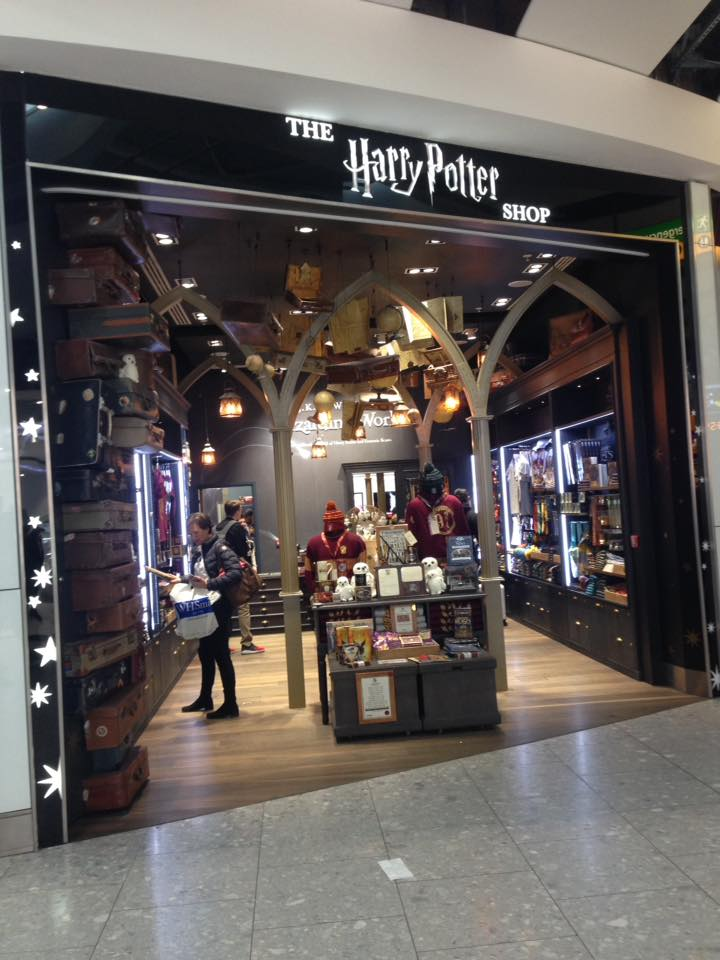 Harry Potter LHR
