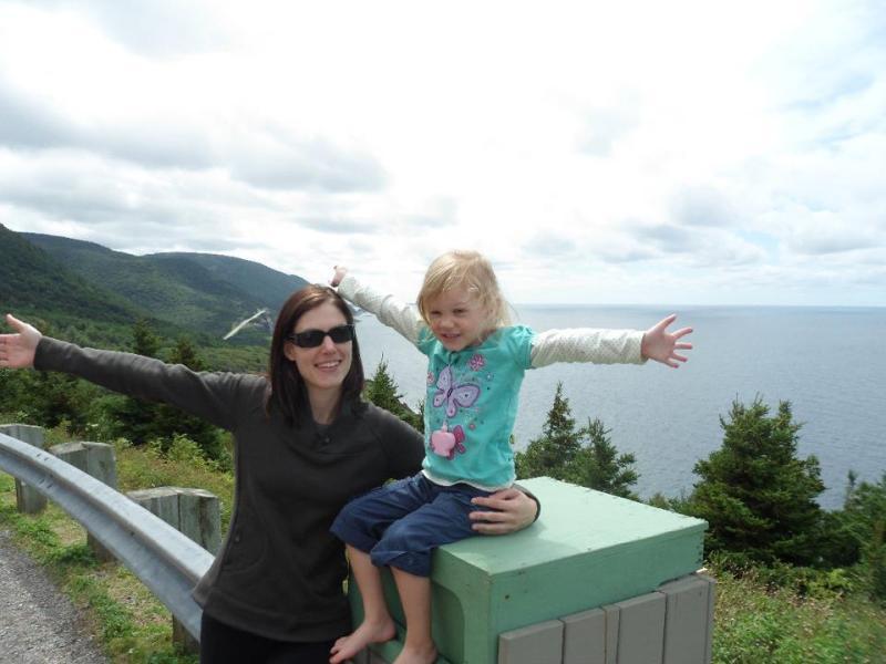 Cape Breton Vista Jamie