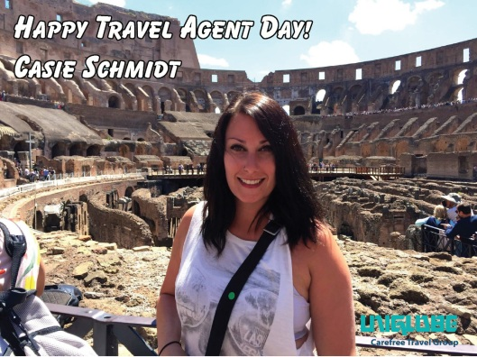 Travel Agent Day 2018 - Casie photo only