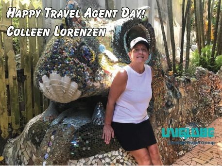 Travel Agent Day 2018 - Colleen photo only 3