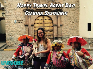 Travel Agent Day 2018 - Czarina photo
