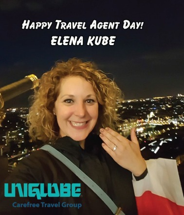 Travel Agent Day 2018 - Elena photo