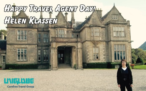 Travel Agent Day 2018 - Helen photo only