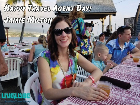 Travel Agent Day 2018 - Jamie photo only