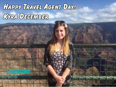 Travel Agent Day 2018 - Kyra photo only