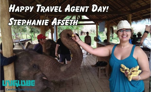 Travel Agent Day 2018 - Stephanie photo only