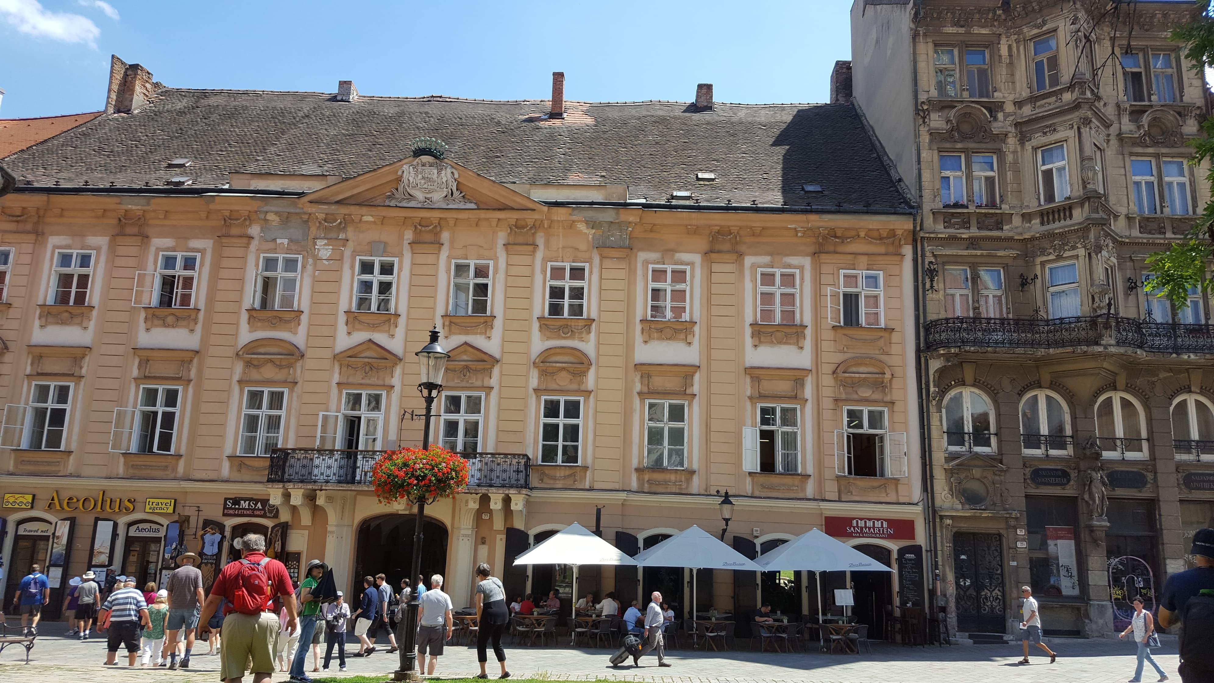 old town bratslavia