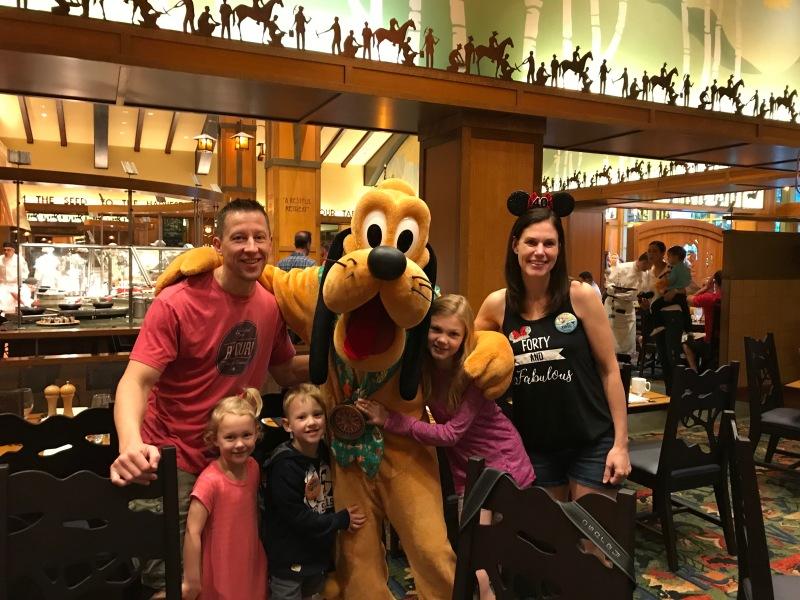 Disneyland Dining - 6
