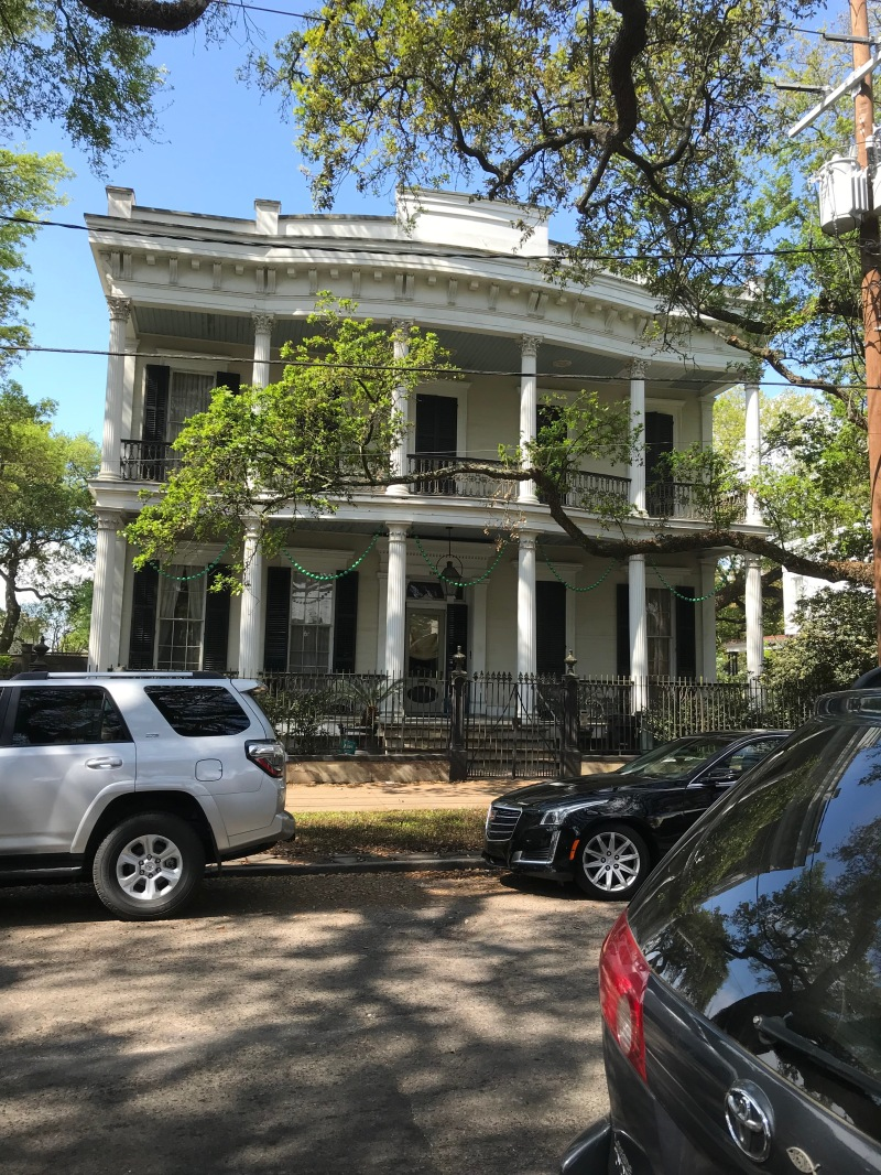 Home on the Garden District