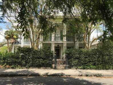 John Goodmans home in the Garden District