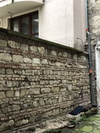 Last remnants of the Jewish Ghetto Wall from WWII 3