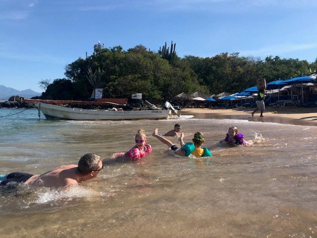 Ixtapa Island fun