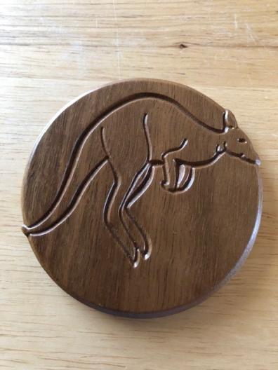 Joanne's Kangaroo Coaster