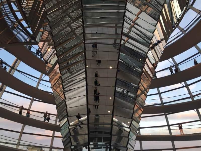 Reichtstag Building 1